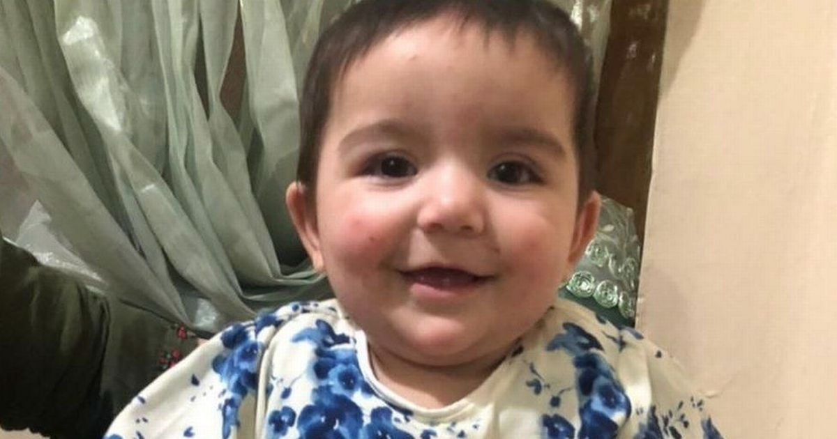 While the parents received their baby's passport on Wednesday, there are now no commercial flights operations into and out of Kabul