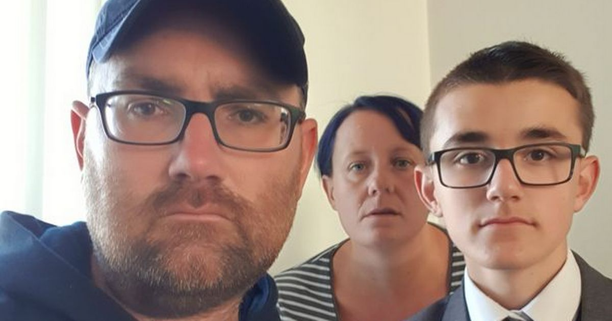 Parents of autistic teen angry after his 'vital' phone was confiscated because it rang in class