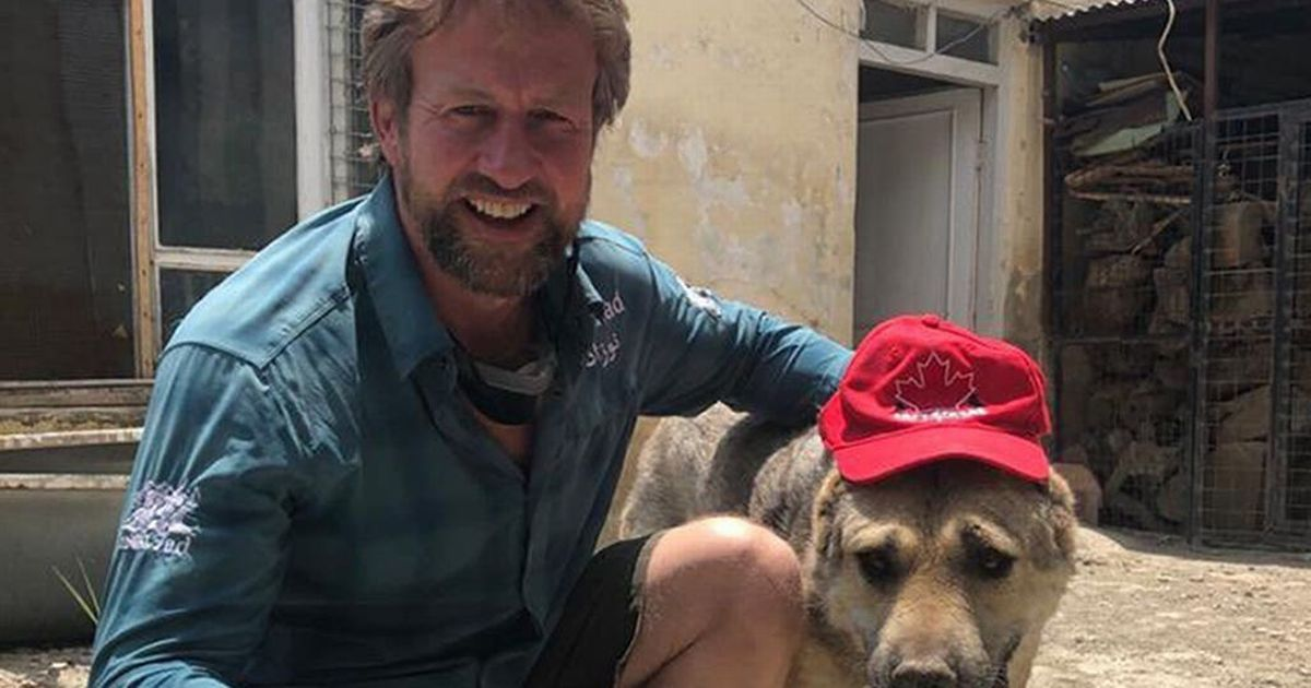 Pen Farthing describes Nowzad staff's evacuation to Pakistan as 'absolutely mind-blowing'