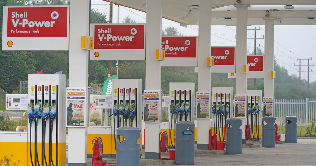 Petrol retailers given powers to target shortage-hit areas as tempers fray on forecourts