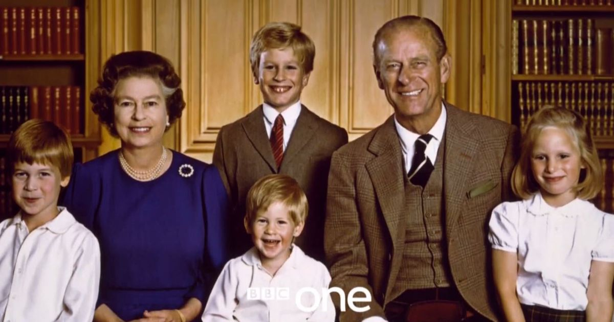 Prince Philip: The Royal Family Remembers  - William and Harry share  'poignant' memories