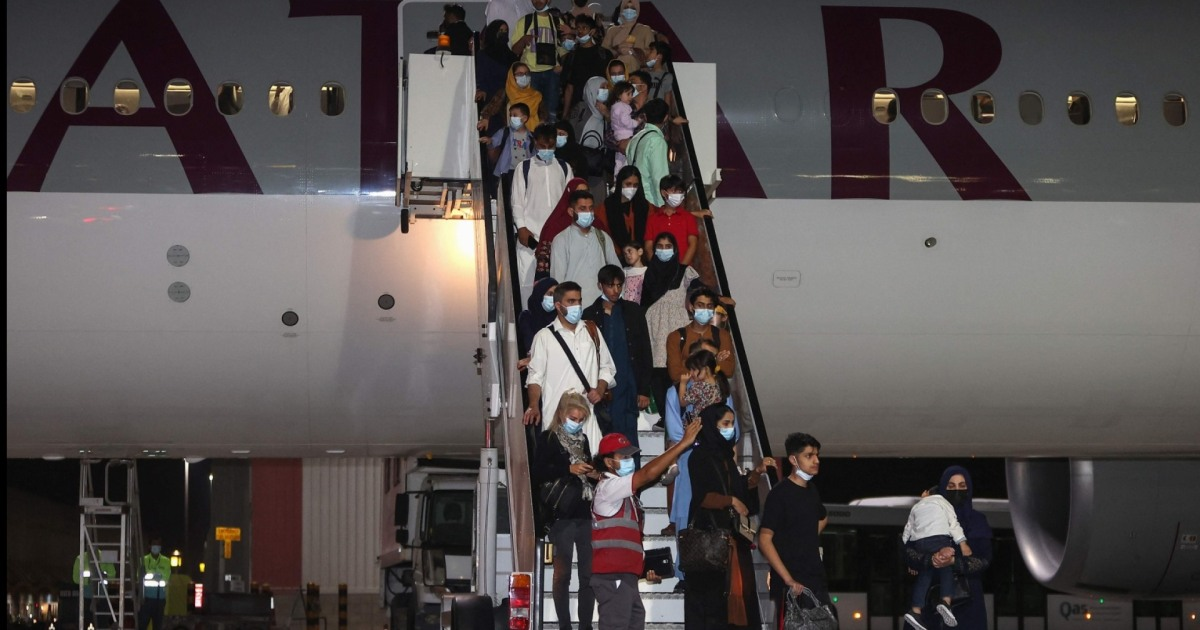 Qatar praised for role in U.S. evacuations from Afghanistan