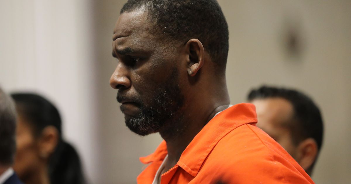 R&B star R Kelly convicted in sex trafficking trial following years of allegations