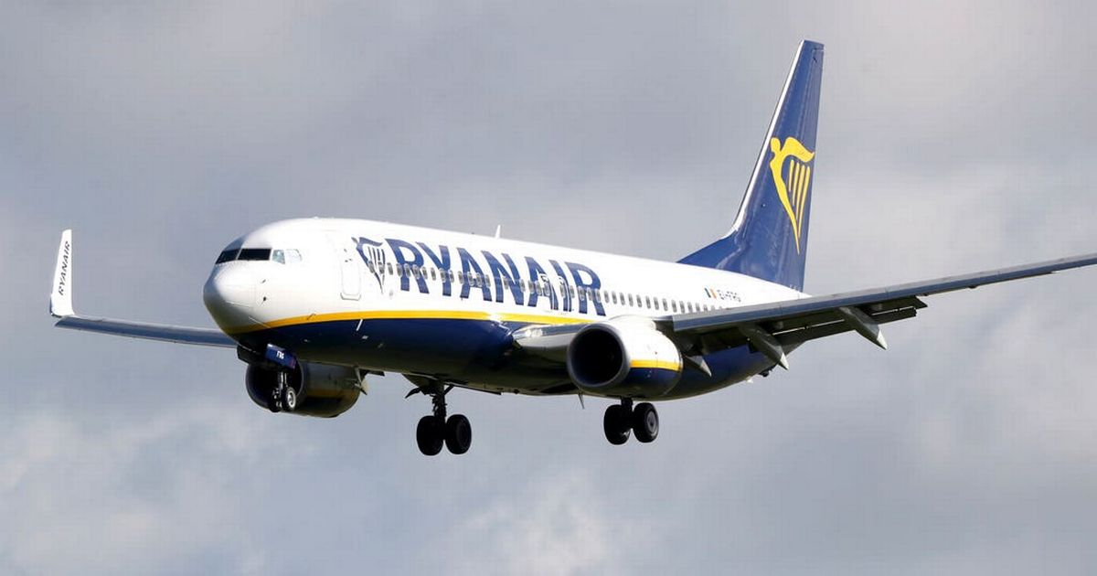 Ryanair to take on 5,000 people after losing 3,000 in pandemic