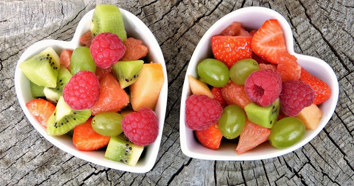 Scientists say the key to a happy life is to eat your five a day and exercise regularly