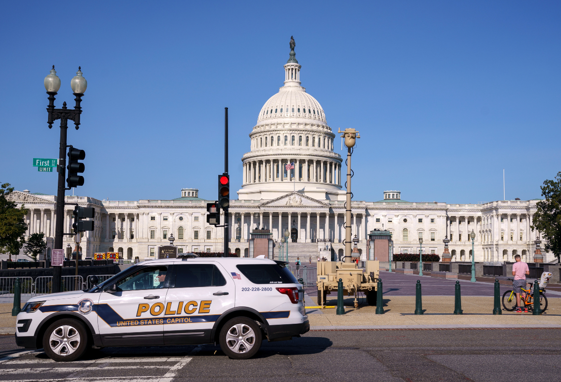 Six Capitol Police officers facing discipline for Jan. 6 actions, dozens absolved