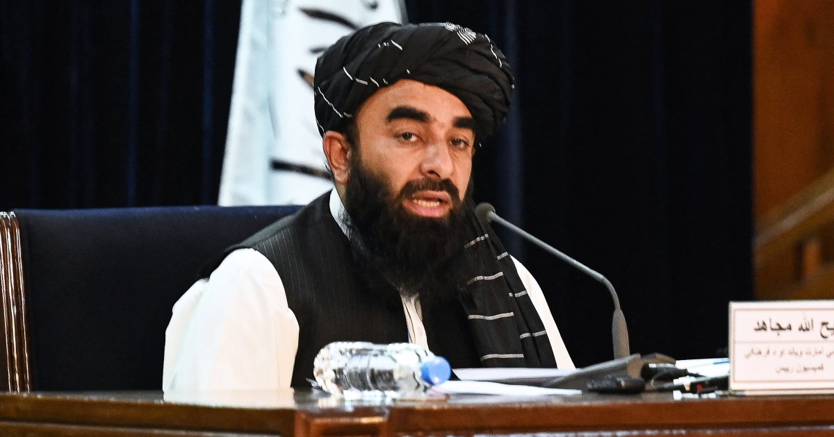 Taliban unveil interim hard-line government as they move to rule Afghanistan again