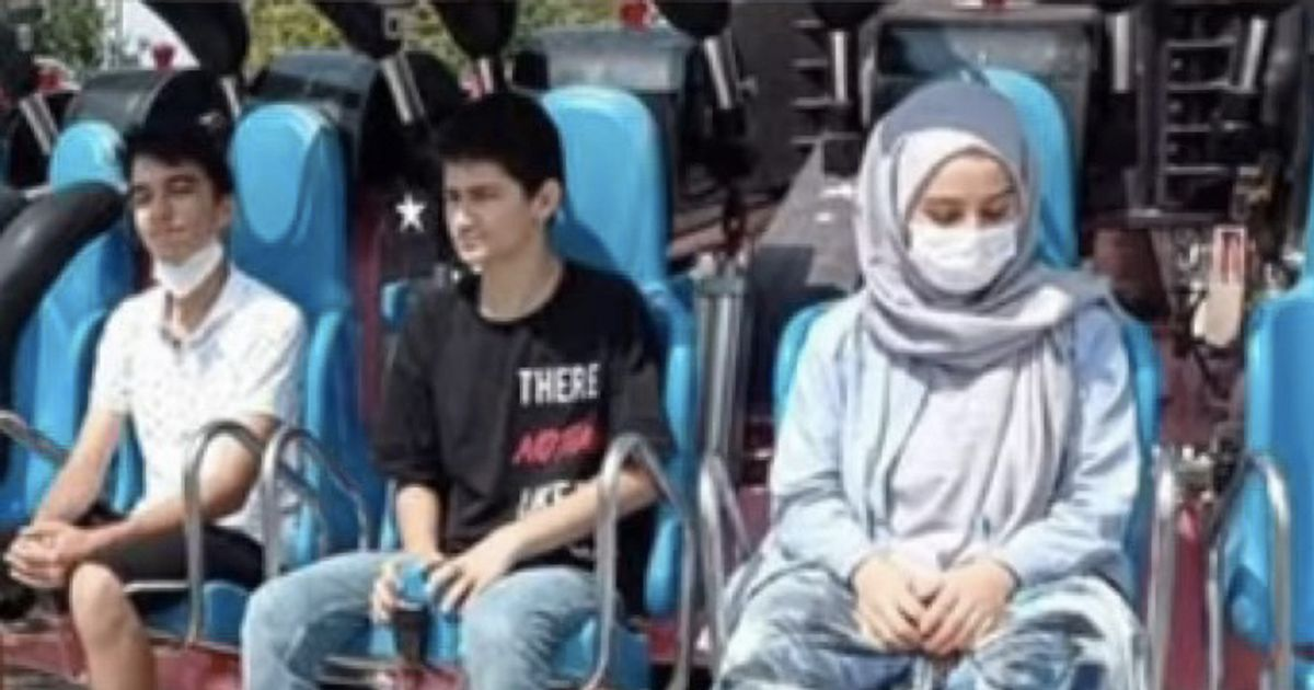 Teen chokes to death on vomit during theme park ride as family beg operator to stop