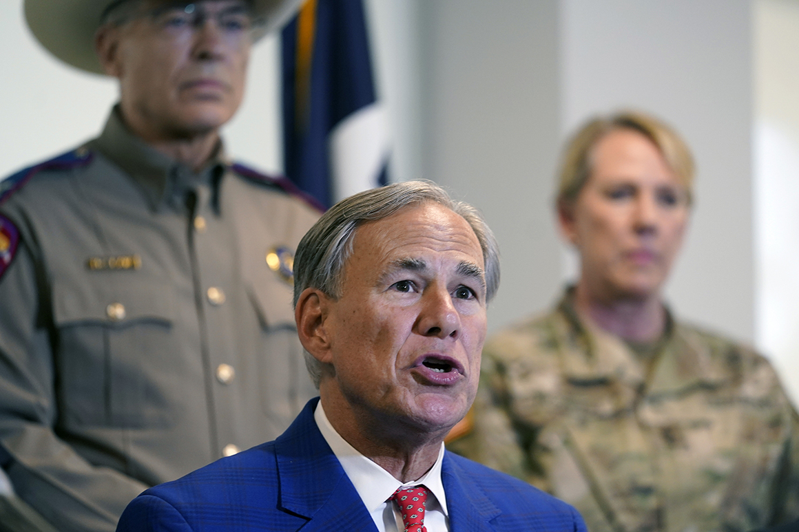 Texas governor to Border Patrol agents under investigation: 'I will hire you'