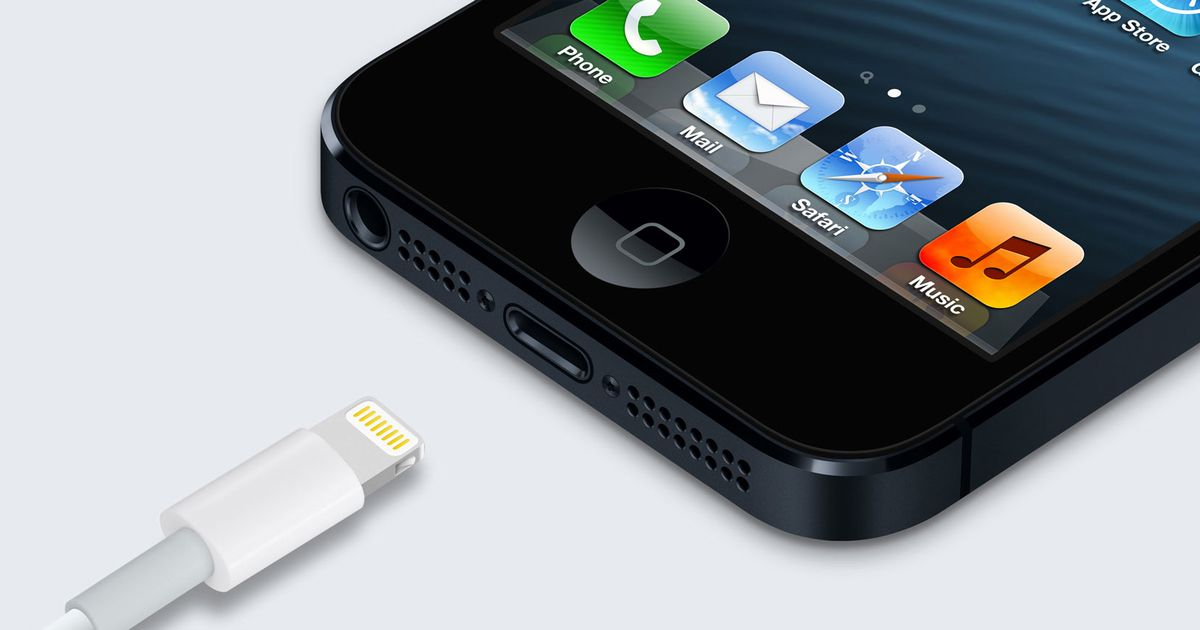The EU wants all phones - including iPhones - to have the same chargers
