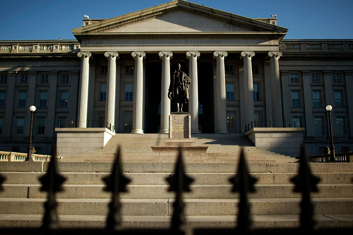 Treasury, Fed fear 'stablecoins' could disrupt financial system