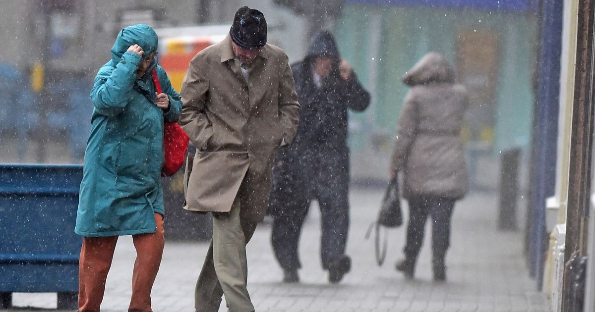 UK weather: Met Office warns of 'intense' seven-day downpour ahead after Britain cools off
