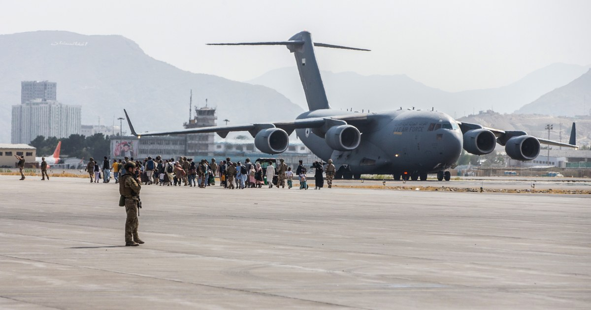 U.S. plans to send at least two Afghan evacuees to Kosovo for further review