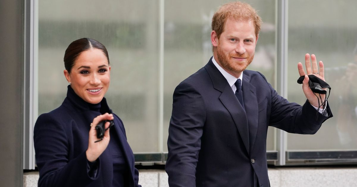 Vaccinate the world, Harry and Meghan plead at concert