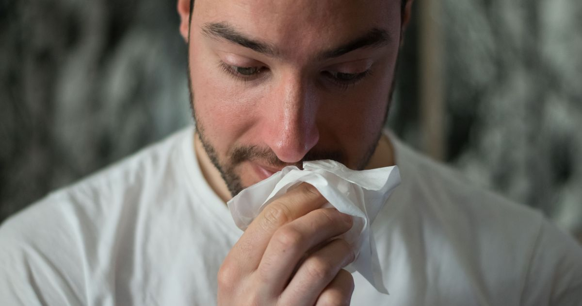 Vitamin drops in the nose being tested for Covid smell symptom