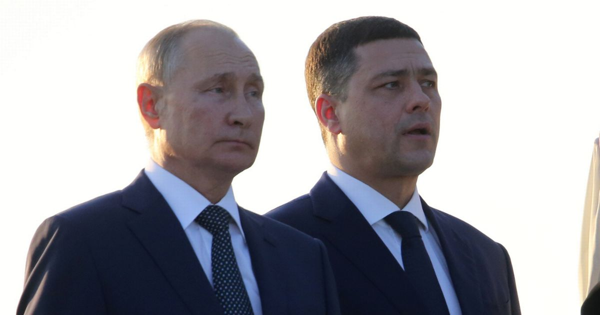 Russian President overseeing military exercises this week