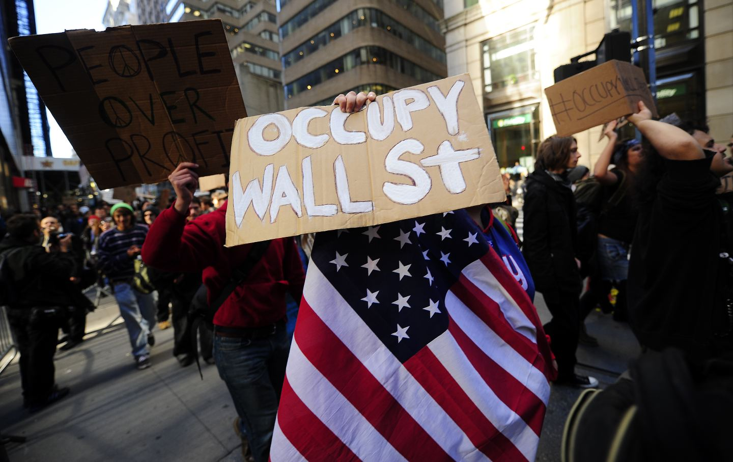 Was Occupy Wall Street More Anarchist or Socialist?