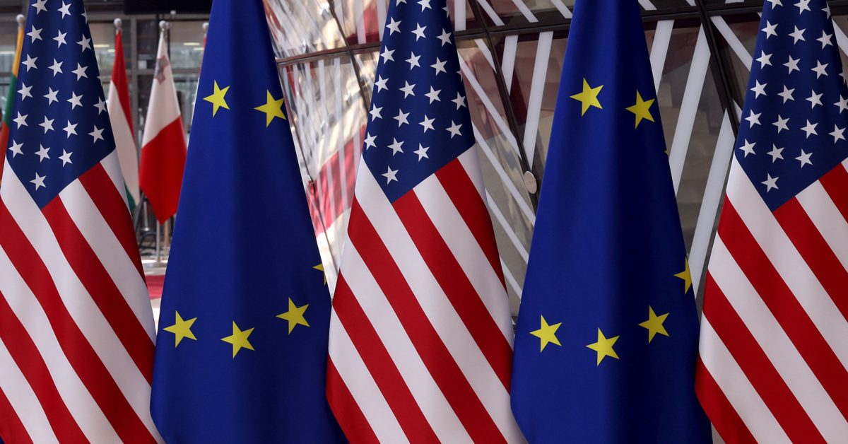 Washington says a trans-Atlantic data deal is close. Brussels disagrees.