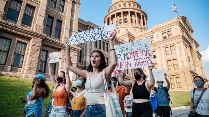 What Texas's Abortion Ban Could Mean For The Rest Of The Country