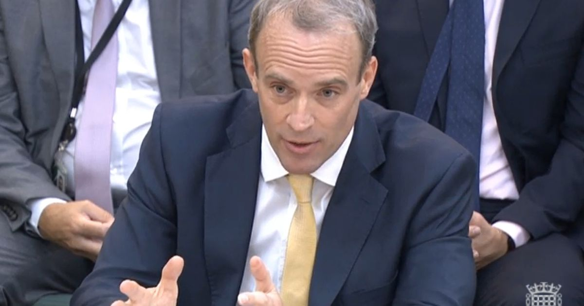 Who is Dominic Raab? Deputy PM removed as Foreign Secretary