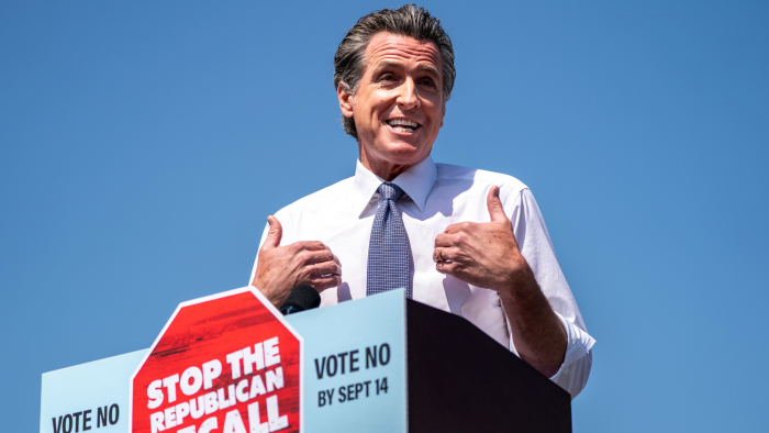 Why It Looked Like Gavin Newsom Could Lose His Job In August (And Where The Polls Stand Today)