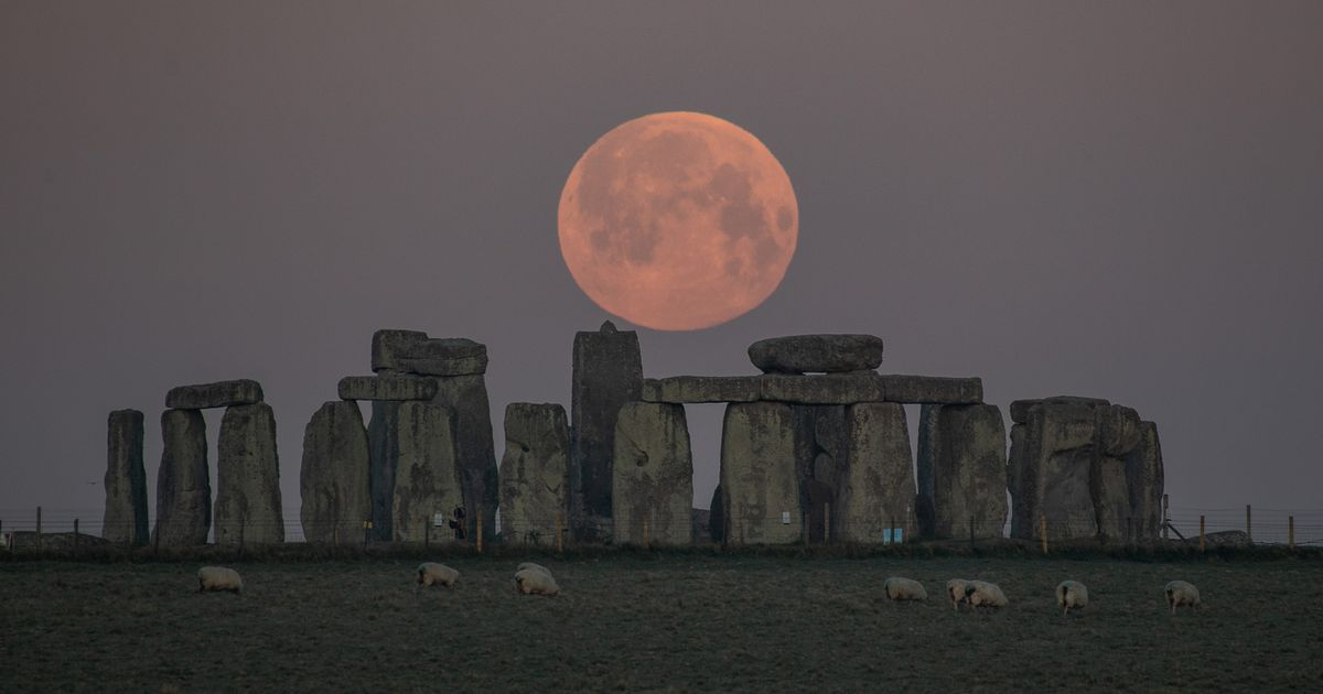 Why is Stonehenge being repaired?