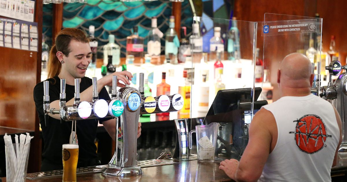 Why is Wetherspoons running out of beer?