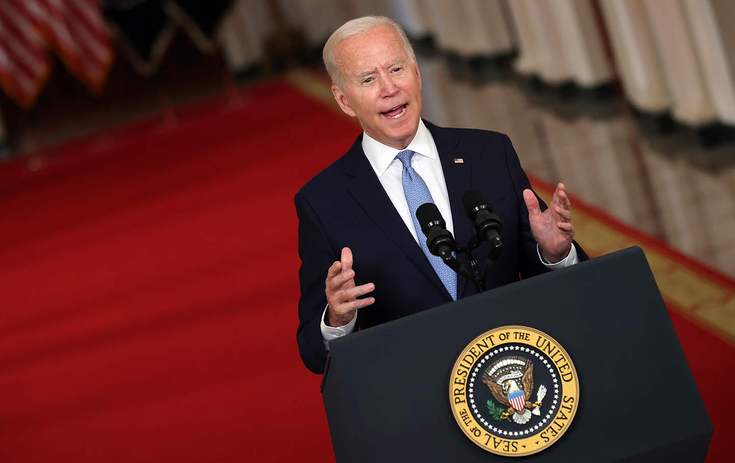 Will the Afghanistan Withdrawal Hurt Biden?