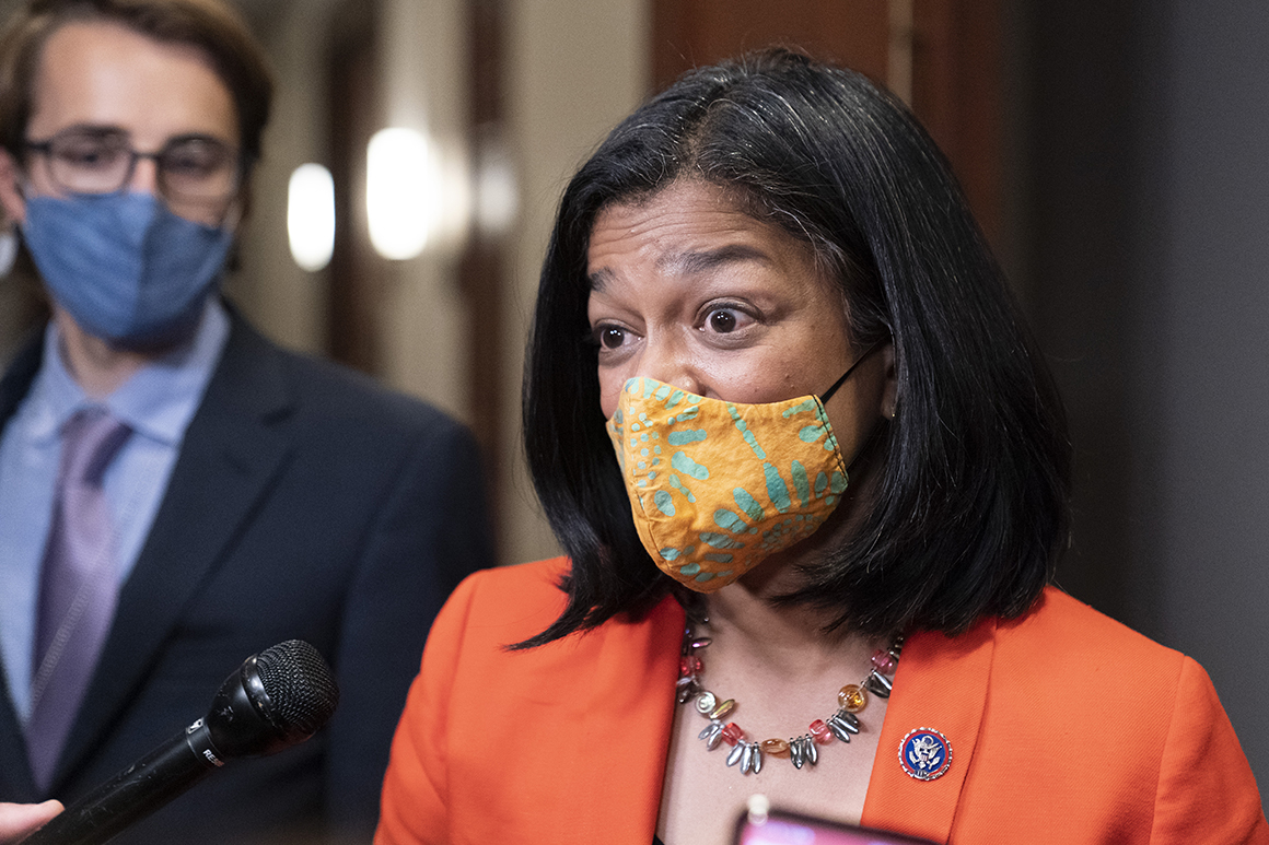 'That's not going to happen': Jayapal rejects Manchin's $1.5T price tag for Biden's spending plan