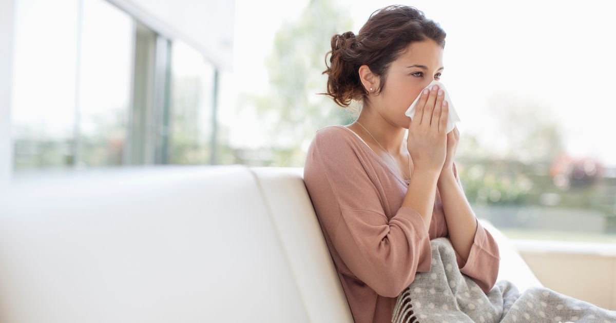 'Worst lurgy ever' - more people struggling with hard-to-shift colds this year