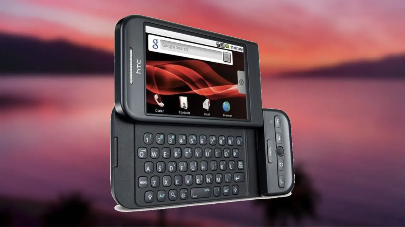 The First Android Phone Turned 13! What Were Its Features?