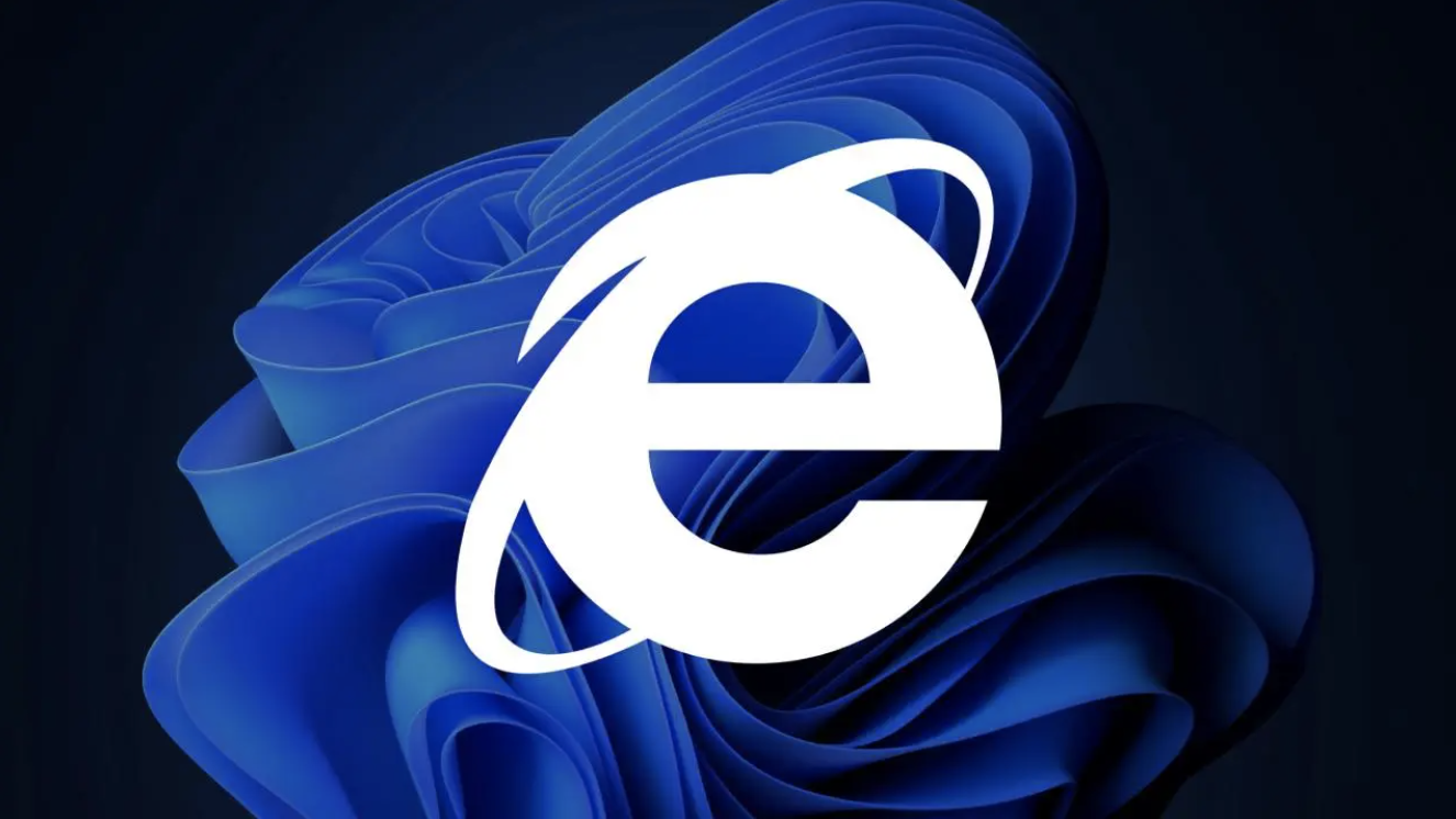 Another Piece Of Land Thrown On Internet Explorer