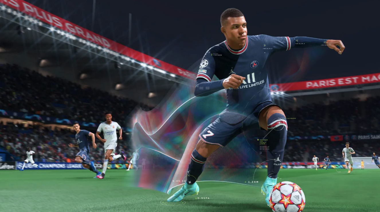 FIFA 22 is officially released for all players! 1