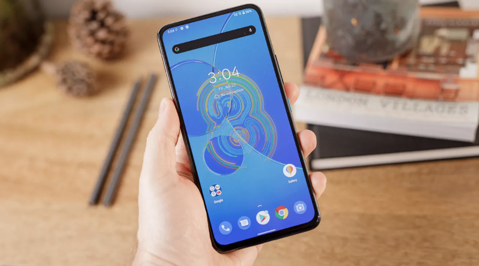 Asus Launches Android 12 For Zenfone 8!