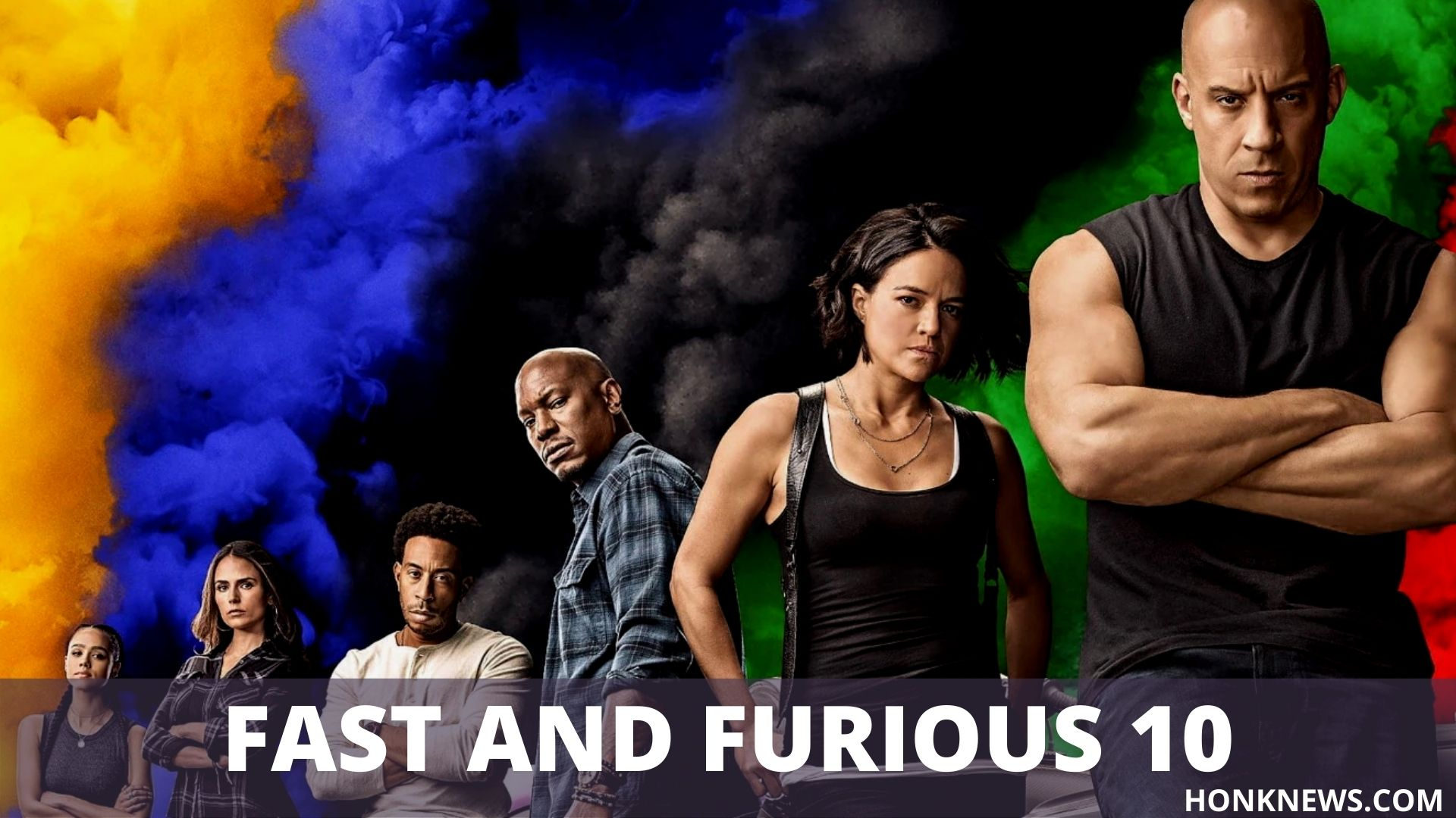 The Fast Saga Is Coming With Fast and Furious 10: Release Date | Cast | Trailer And More