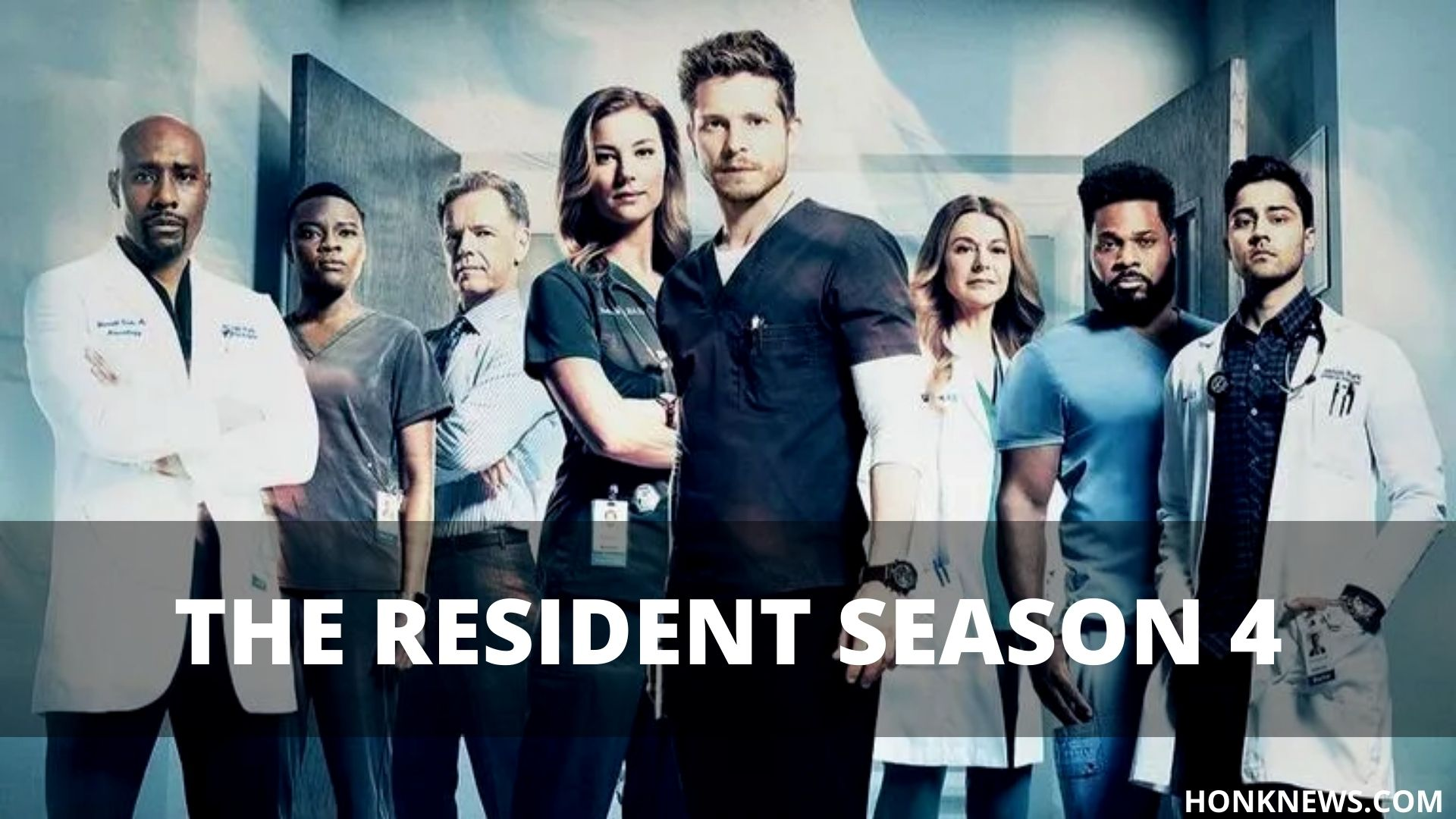 Get All The Details About The Resident Season 4