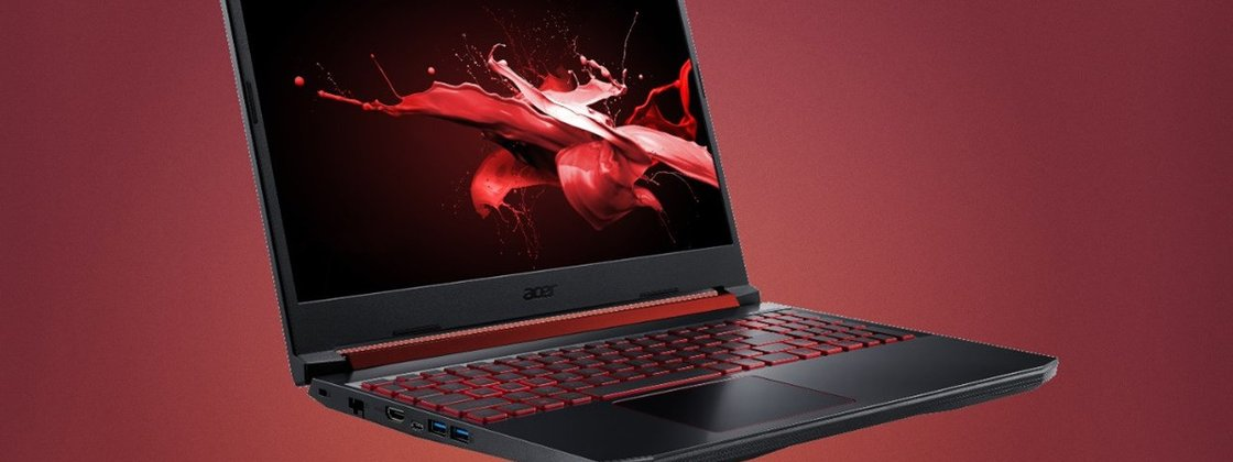 Acer Nitro 5: Gamer Notebook Roda BF5 And Assassin's Creed Odyssey