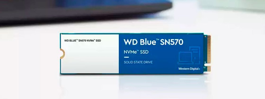 Western Digital Launches SSD WD BLUE SN570 With Adobe Signature