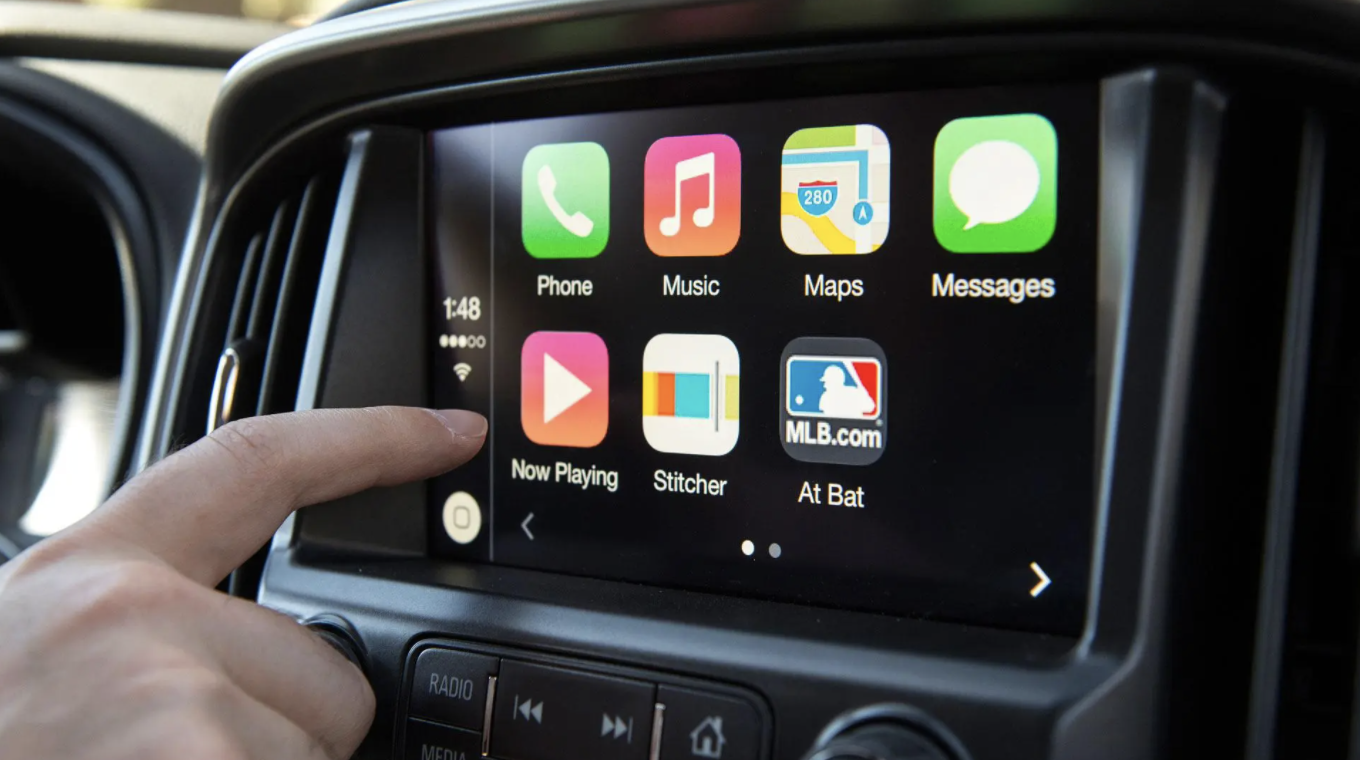 Apple Wants To Control Your Car Completely! 1