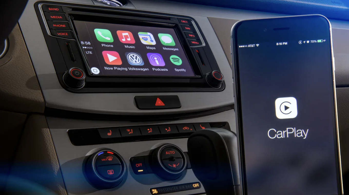 Apple Wants To Control Your Car Completely! 2