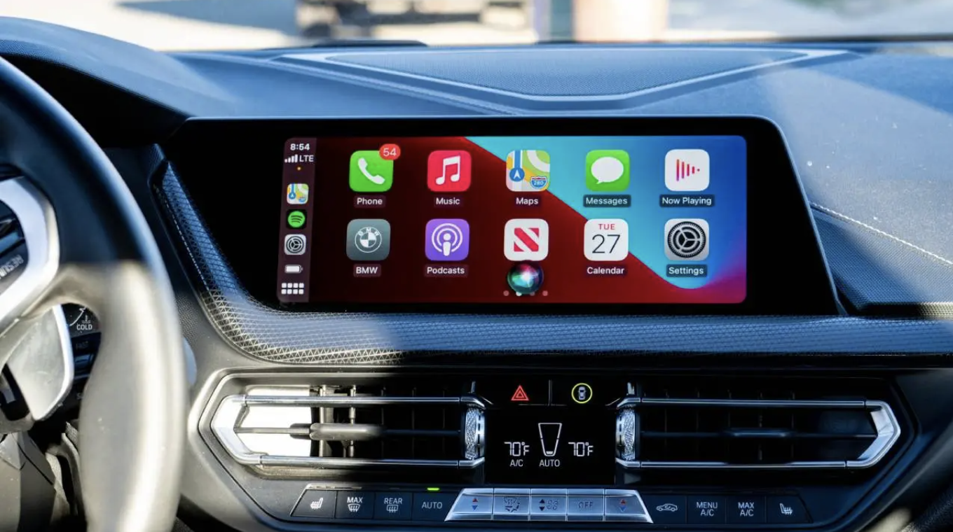 Apple Wants To Control Your Car Completely!
