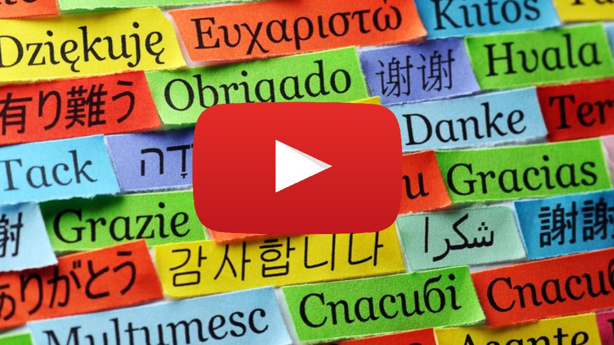 Videos With Multiple Audio Tracks For Languages Come To YouTube