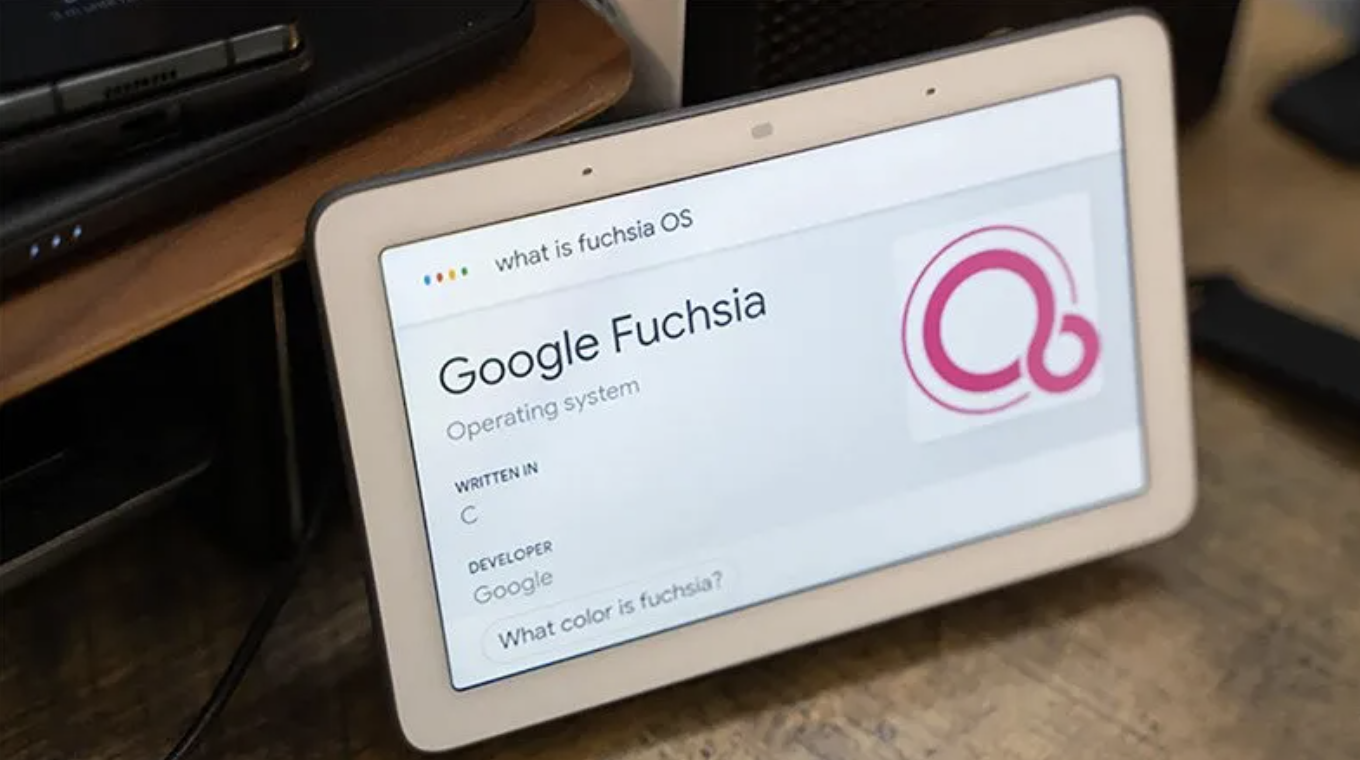 Google's plans for Fuchsia OS have been revealed! 1