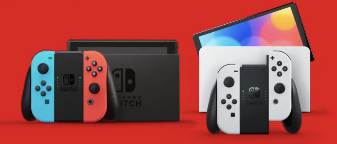 Watch out! Nintendo warns that you should not remove the protector to the screen of your OLED Switch 1