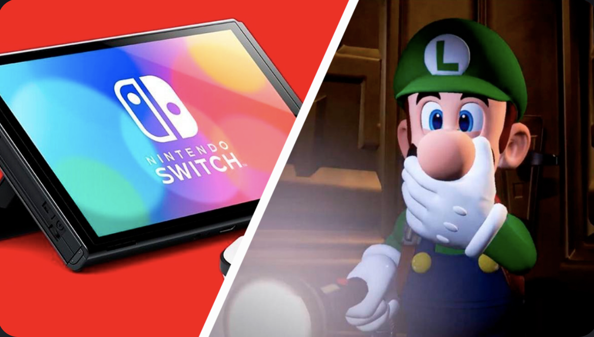 Watch out! Nintendo warns that you should not remove the protector to the screen of your OLED Switch