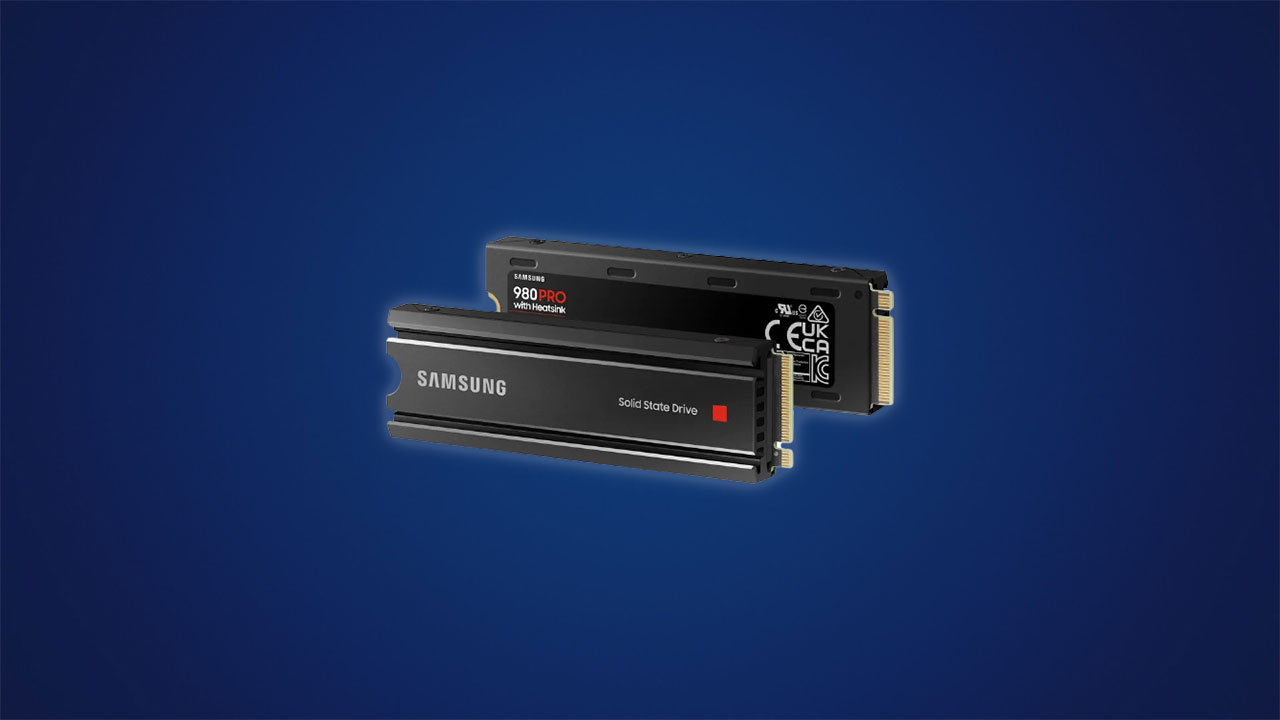 Samsung Announces Self-Cooling SSD Model for PlayStation 5