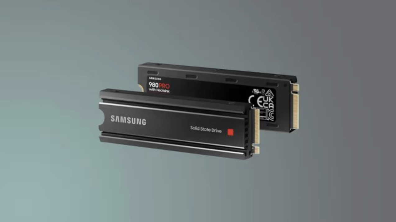 Samsung 980 Pro: New SSD ships with up to 2TB, heatsink and PS5 focus 1