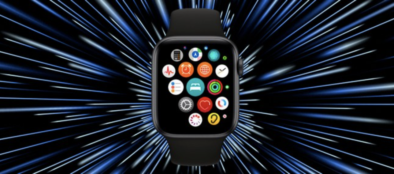 It disappeared! Apple Watch Series 7 users report bugs in icons in the watchOS interface