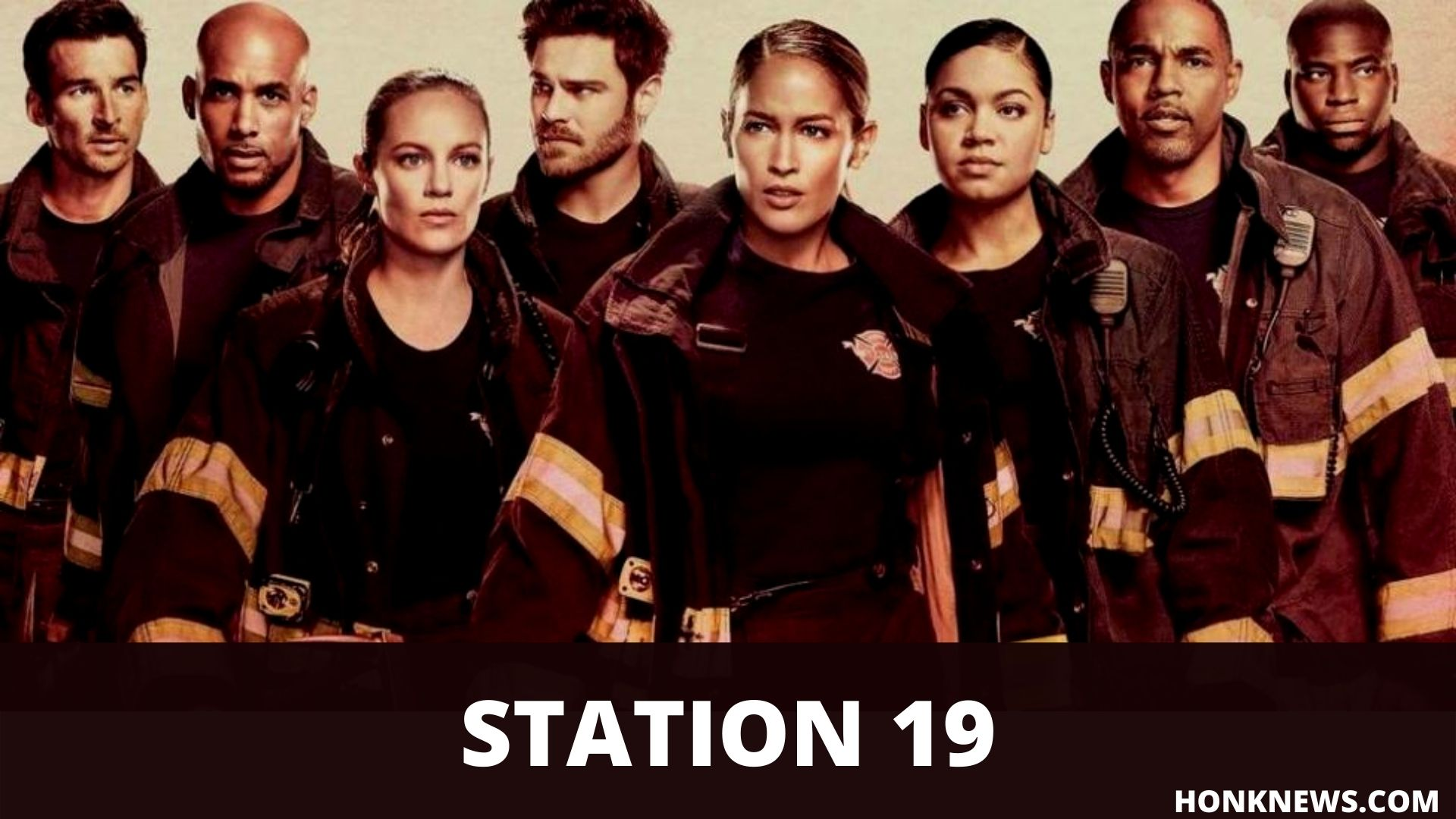 Station 19: Delve Into The Lives Of Mighty Firefighters Of Seattle