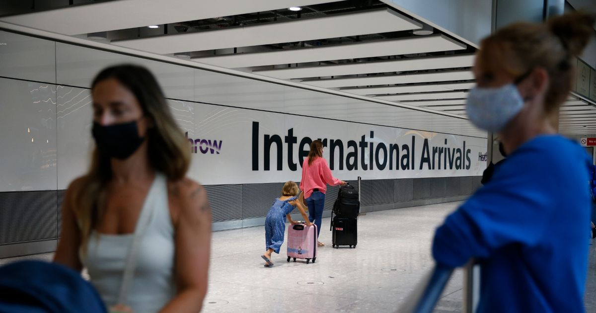 47 countries removed from UK's travel red list as just seven remain